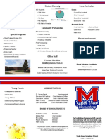south view brochure