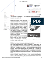 __ Jornal __ O Anápolis __ 71 Anos..
