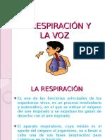 CHARLA N°2 RESPIRACION