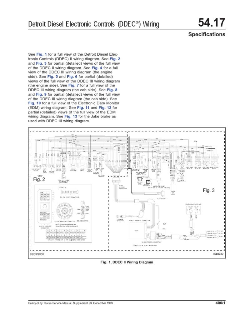 Detroit 6v92 Wiring Diagram Automotive For Sel 60 Ecm Fuel System 6v92ta 6v71