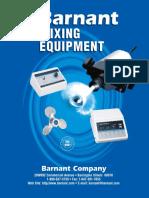 Mixers Catalog