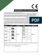C DOP PP Declaration of Performance EN1404 Bitumen 21102013 ENG