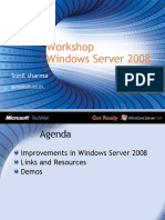 Windows Server 2008 Workshop Aks