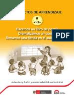 proyectos para educación inicial