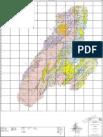 Mapa Geólogico Tolima