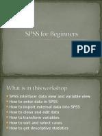 Analisa Data Menggunakan Spss