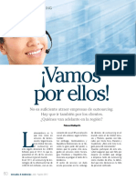 Especial de Outsourcing 2012