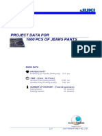 Project Report for Jeans