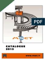 Catalogue 2013 MSET1
