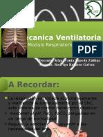 Mecanica Ventilatoria