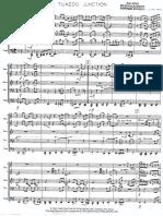 Tuxedo junction Brass Quintet
