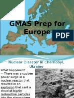 gmas prep for europe