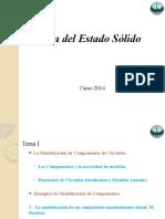 Tema 1 - Componentes y Modelización