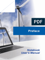 Notebook user manual 0_English