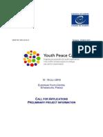 Call for Participants YPC 2016 EDUGURU.GE