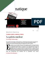 La Grieta Nuclear por Sergio Federovisk