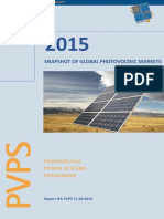 IEA-PVPS - a Snapshot of Global PV - 1992-2015 - Final
