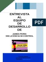 James Peris Sin Licencia Ni Control