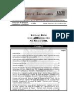 Ley de Movilidad Para El Transporte Del Estado de Querétaro