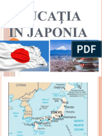 Ped Proiect Japonia