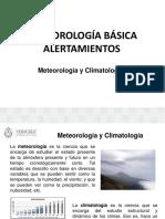 1. Meteorología y Climatología