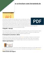 Consejos para hacer un brochure como herramienta de mercadeo.docx