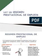 Laminas ley de regimen laboral