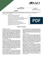 Modelo de Evaluacion Ingles AACI Senior 6