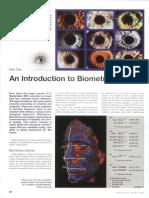 Biometria EYES