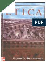 Etica Gustavo Escobar Valenzuela