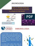 Biologia Molecular, Electroforesis ADN