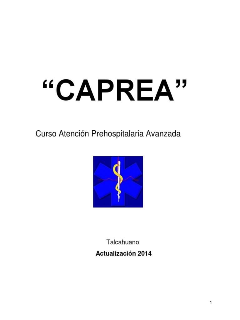 Manual Caprea 2014