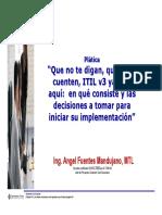 Definicion ITIL Resumen