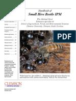 EB160Handbook of Small Hive Beetle IPM