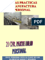 Higiene de Personal