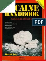 Cocaine Handbook Copyable