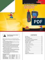 Nf-8601 Manual Eng
