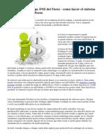 Revisión de la carga útil del Forex - como hacer el sistema de operaciones de Forex