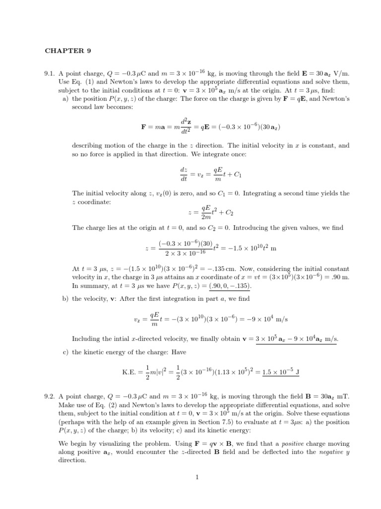 solucionario hayt teoria electromagnetica