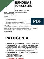 Neumonia Perinatal