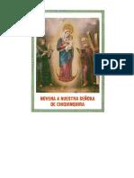 Novena y Rosario a Nuestra Señora de Chiquinquirá (Original)