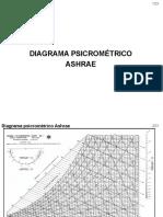 Diagrama psicrométrico ASHRAE