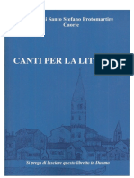 Libro Canti Int