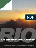 Lei Orgânica do Município do Rio de Janeiro Comentado