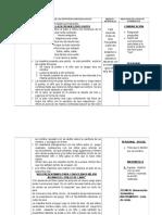PROGRAMACIÓN LISTA DE COTEJO  CON  INDICADORES- RUTAS 2015 PARA 04  AÑOS- YSA.docx