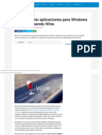 Instalar Programas Para Windows - AA.vv