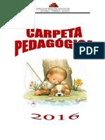 CARPETA PEDAGÓGICA 4