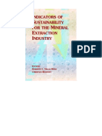 Indicators of Sustainability to the Mine