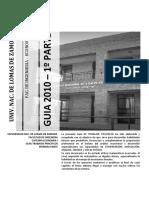 Guia Ejercicios 2010 - 1-¦ Parte