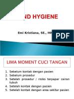 Materi Hand Hygiene